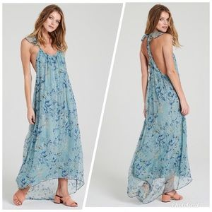 NWT Gypsy 05 Kara Racerback Maxi Dress M